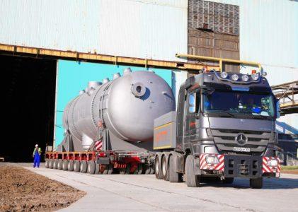 Компания «АЭМ-технологии» отгрузила парогенератор для Балаковской АЭС