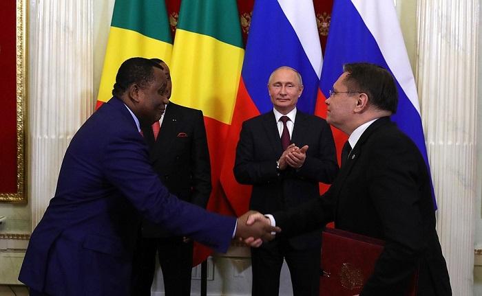 Россия и Конго подписали межправсоглашение о сотрудничестве в области использования атомной энергии в мирных целях
