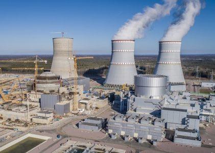 На энергоблоке №2 ЛАЭС-2 установлены все четыре резервных дизель-генератора