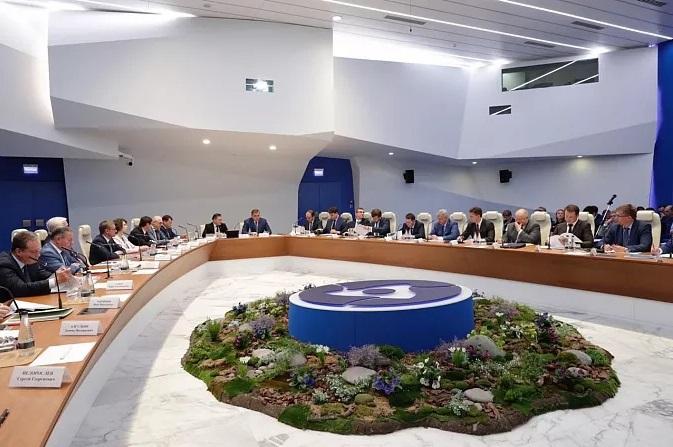 В Росатоме прошло заседание рабочей группы «Промышленность» Госсовета РФ