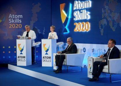 Стартовал V Отраслевой чемпионат профессионального мастерства AtomSkills-2020