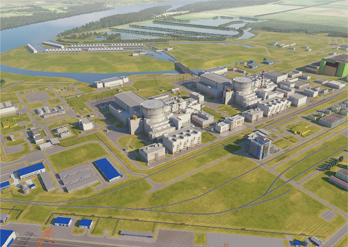 Полный пакет документов для получения лицензии на строительство АЭС «Пакш-2» передан в Венгерское атомное ведомство