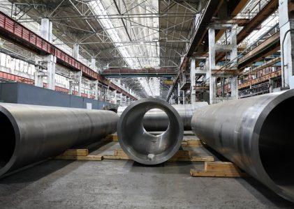 «Петрозаводскмаш» подтвердил готовность к производству оборудования для АЭС «Тяньвань» (Китай)