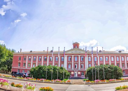 Чепецкий механический завод освоил технологию переработки лопаритового концентрата для производства тугоплавких металлов