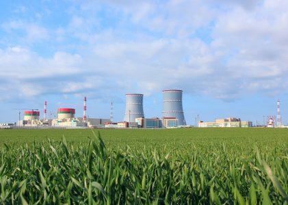 На энергоблоке № 1 Белорусской АЭС началась загрузка ядерного топлива