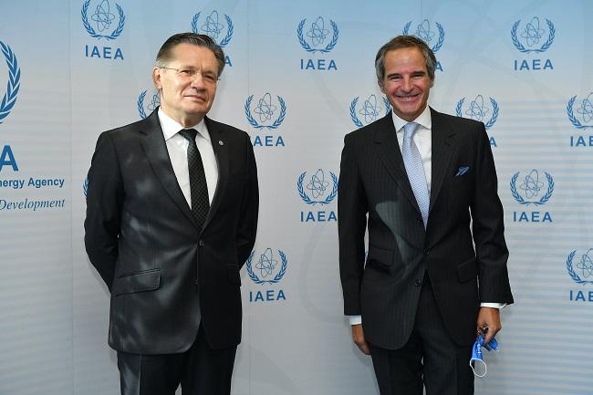 Росатом принял участие в 64-й Генеральной конференции МАГАТЭ