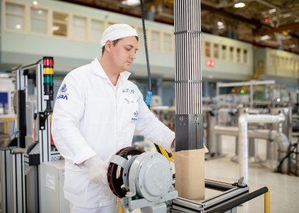 В Росатоме завершилась разработка новой модификации ядерного топлива для реакторов ВВЭР-440 венгерской АЭС «Пакш»