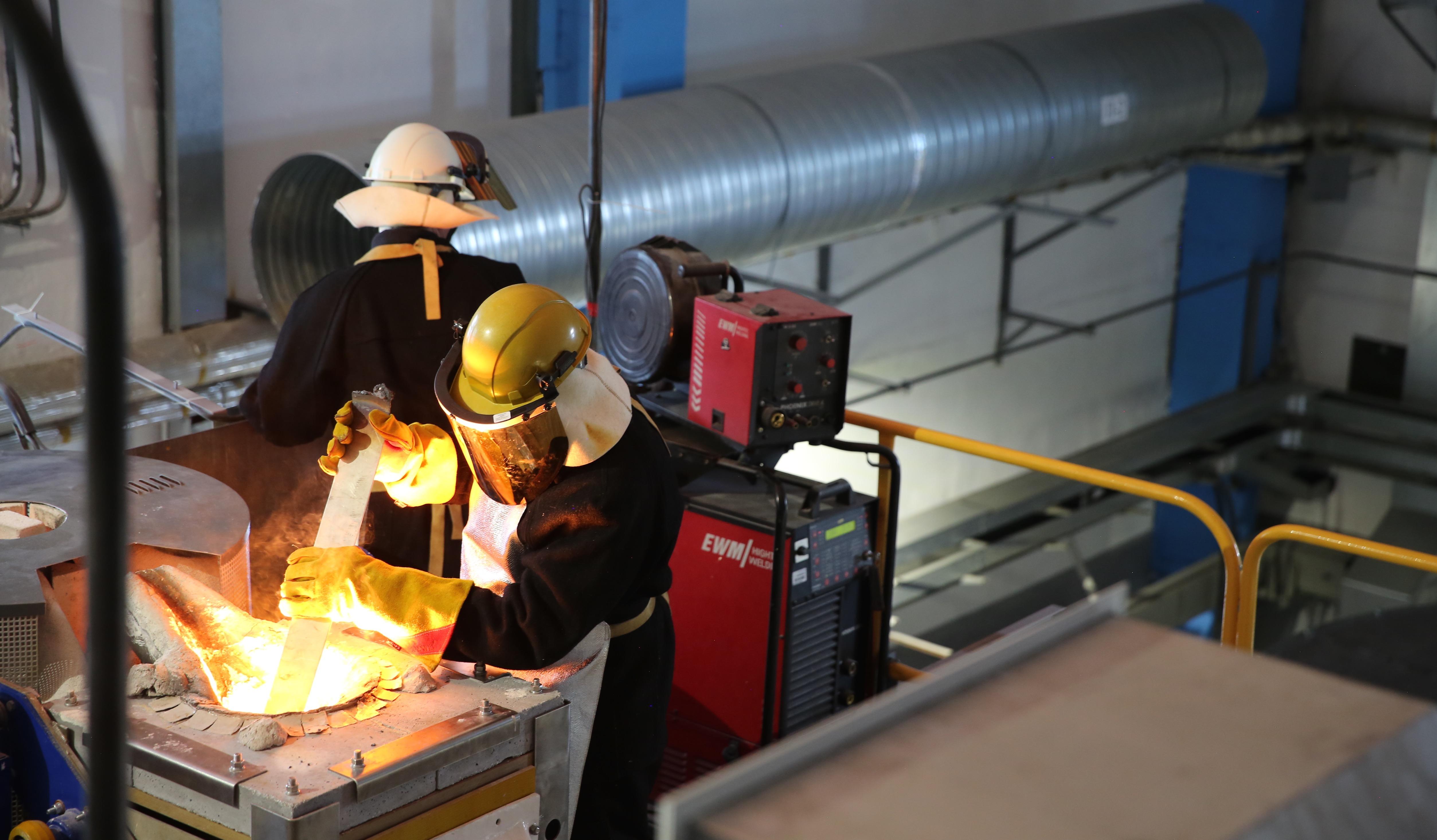 В НПО «Центротех» введена установка по производству металлических порошков для 3D-печати