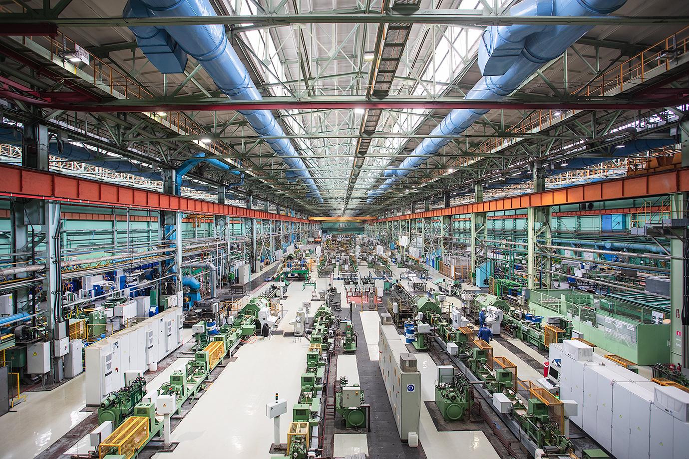 Росатом и Nokia провели успешные испытания выделенной беспроводной сети Private LTE/5G на Чепецком механическом заводе